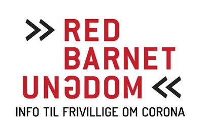 logo + teksten info til frivillige om corona