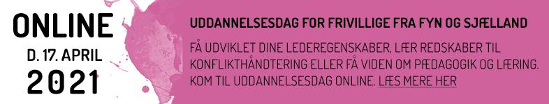 Banner for uddannelsesdag